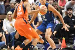 WNBA - Connecticut Sun 71 vs. Minnesota Lynx 74 (15)