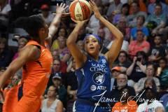 WNBA - Connecticut Sun 71 vs. Minnesota Lynx 74 (16)