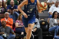 WNBA - Connecticut Sun 71 vs. Minnesota Lynx 74 (18)