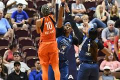 WNBA - Connecticut Sun 71 vs. Minnesota Lynx 74 (19)