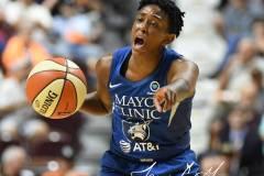 WNBA - Connecticut Sun 71 vs. Minnesota Lynx 74 (20)