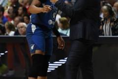 WNBA - Connecticut Sun 71 vs. Minnesota Lynx 74 (23)