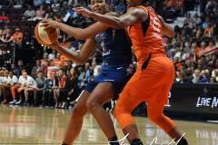 WNBA - Connecticut Sun 71 vs. Minnesota Lynx 74 (26)