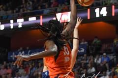WNBA - Connecticut Sun 71 vs. Minnesota Lynx 74 (29)