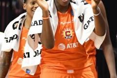 WNBA - Connecticut Sun 71 vs. Minnesota Lynx 74 (42)