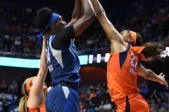 WNBA - Connecticut Sun 71 vs. Minnesota Lynx 74 (43)