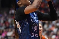WNBA - Connecticut Sun 71 vs. Minnesota Lynx 74 (45)