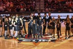 WNBA - Connecticut Sun 71 vs. Minnesota Lynx 74 (50)