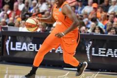WNBA - Connecticut Sun 71 vs. Minnesota Lynx 74 (54)