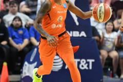WNBA - Connecticut Sun 71 vs. Minnesota Lynx 74 (56)