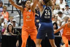 WNBA - Connecticut Sun 71 vs. Minnesota Lynx 74 (59)