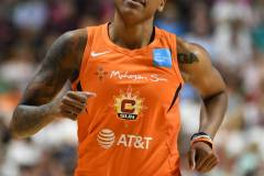 WNBA - Connecticut Sun 71 vs. Minnesota Lynx 74 (60)