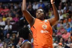 WNBA - Connecticut Sun 71 vs. Minnesota Lynx 74 (61)