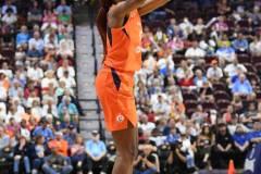 WNBA - Connecticut Sun 71 vs. Minnesota Lynx 74 (68)