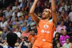 WNBA - Connecticut Sun 71 vs. Minnesota Lynx 74 (69)