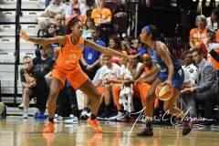 WNBA - Connecticut Sun 71 vs. Minnesota Lynx 74 (74)