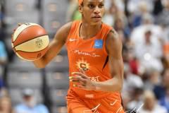 WNBA - Connecticut Sun 71 vs. Minnesota Lynx 74 (86)