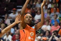 WNBA - Connecticut Sun 71 vs. Minnesota Lynx 74 (87)