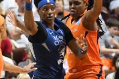 WNBA - Connecticut Sun 71 vs. Minnesota Lynx 74 (89)