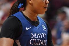 WNBA - Connecticut Sun 71 vs. Minnesota Lynx 74 (91)