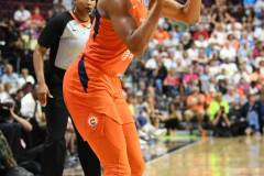 WNBA - Connecticut Sun 71 vs. Minnesota Lynx 74 (93)