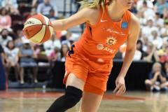 WNBA - Connecticut Sun 71 vs. Minnesota Lynx 74 (94)