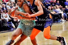 Gallery WNBA Connecticut Sun 76 vs. New York Liberty 79