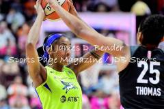 Gallery WNBA: Connecticut Sun 78 vs. Dallas Wings 68