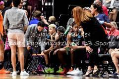 Gallery WNBA: Connecticut Sun 78 vs. Dallas Wings 68