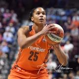 WNBA CT Sun 79 vs. LA Sparks 87 (21)