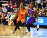WNBA CT Sun 79 vs. LA Sparks 87 (22)