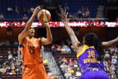 WNBA CT Sun 79 vs. LA Sparks 87 (23)