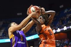 WNBA CT Sun 79 vs. LA Sparks 87 (24)