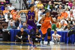 WNBA CT Sun 79 vs. LA Sparks 87 (37)