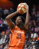 WNBA CT Sun 79 vs. LA Sparks 87 (38)