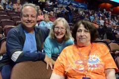 WNBA CT Sun 79 vs. LA Sparks 87 (4)