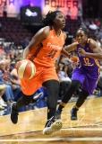 WNBA CT Sun 79 vs. LA Sparks 87 (41)