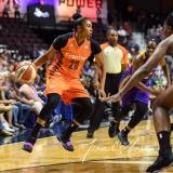 WNBA CT Sun 79 vs. LA Sparks 87 (43)