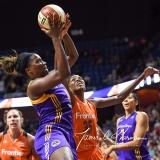 WNBA CT Sun 79 vs. LA Sparks 87 (44)