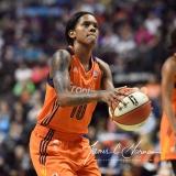 WNBA CT Sun 79 vs. LA Sparks 87 (47)