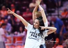 WNBA CT Sun 79 vs. LA Sparks 87 (52)