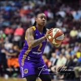 WNBA CT Sun 79 vs. LA Sparks 87 (56)