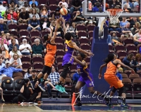 WNBA CT Sun 79 vs. LA Sparks 87 (58)