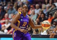 WNBA CT Sun 79 vs. LA Sparks 87 (59)