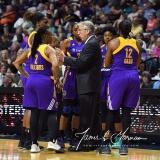 WNBA CT Sun 79 vs. LA Sparks 87 (60)