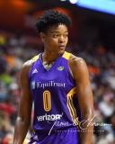 WNBA CT Sun 79 vs. LA Sparks 87 (61)