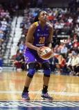 WNBA CT Sun 79 vs. LA Sparks 87 (63)