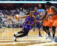WNBA CT Sun 79 vs. LA Sparks 87 (70)