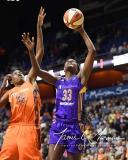 WNBA CT Sun 79 vs. LA Sparks 87 (71)