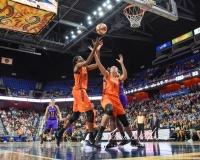 WNBA CT Sun 79 vs. LA Sparks 87 (73)